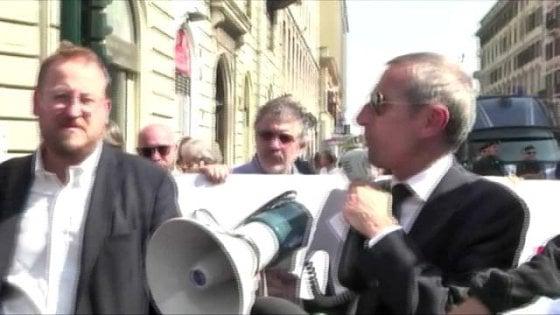 Roma, l'ambasciata turca vietata per la manifestazione contro la repressione
