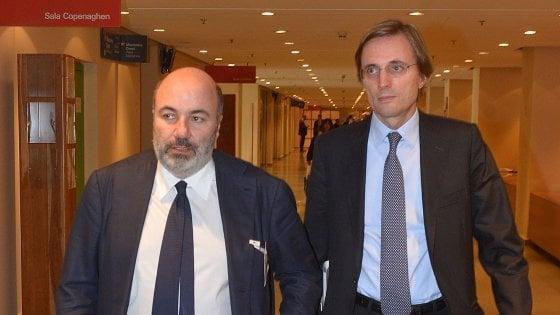 Mps, si dimette anche il presidente Tononi, Morelli nominato ad