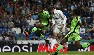Champions, il Real vince al 94'. Brilla il Leicester di Ranieri, City e Dortmund travolgenti