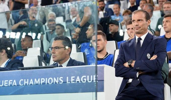 """Juventus, Allegri: """"Non dobbiamo essere delusi, un pari può starci"""""""