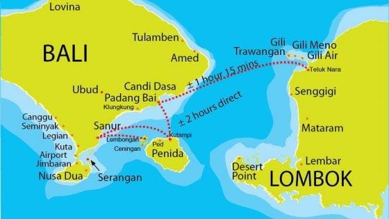 Bali, esplode battello turisti: tre morti e venti feriti
