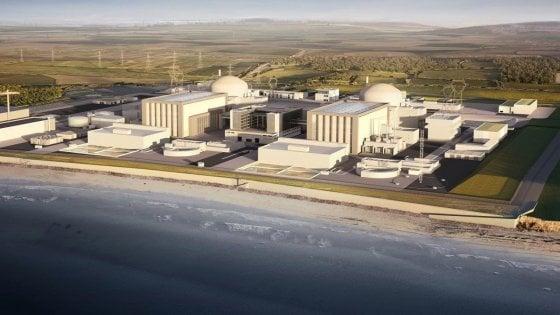 Nucleare, via libera alla centrale inglese da 18 miliardi