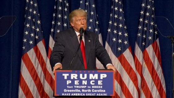 Trump-Clinton, sempre più testa a testa: il repubblicano in vantaggio in Ohio e Florida