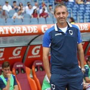 """Sampdoria, Giampaolo: """"Con il Milan partita complicata, ma nessuna rivincita"""""""