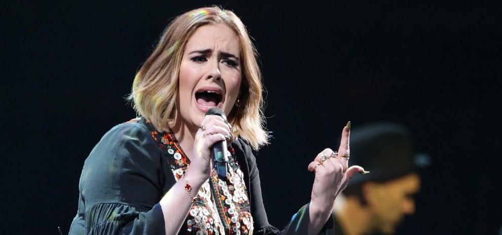 Adele, stop ai tour per i prossimi dieci anni?
