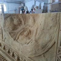 Ebla, Nimrud, Palmira: le meraviglie distrutte dall'Is rinascono al Colosseo