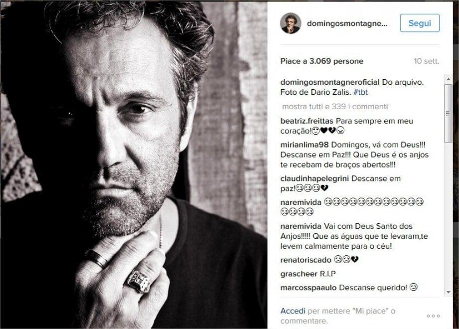 Brasile in lutto, muore annegato la leggenda delle soap