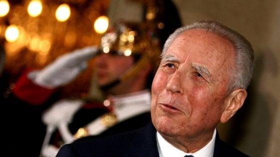 È morto Carlo Azeglio Ciampi, aveva 95 anni