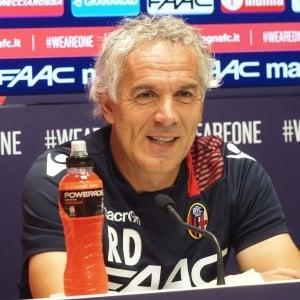 Bologna, Donadoni: ''A Napoli mi aspetto uno scatto avanti''