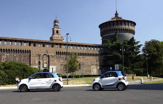 Car2go, arrivano le nuove smart fortwo e smart forfour