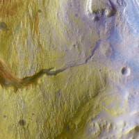 Acqua su Marte fino a due miliardi di anni fa