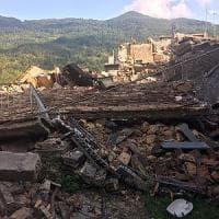 Terremoto, un tesoro da milioni di euro tra le macerie di una casa di Pescara del Tronto