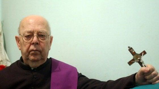 E' morto a 91 anni il sacerdote esorcista padre Gabriele Amorth