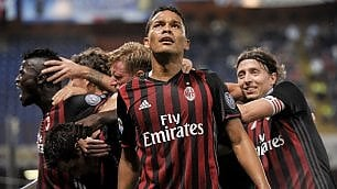 Sampdoria-Milan 0-1: Bacca rialza i rossoneri