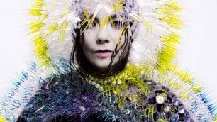 Björk nella mostra virtuale  'Tecnologia libera le donne'