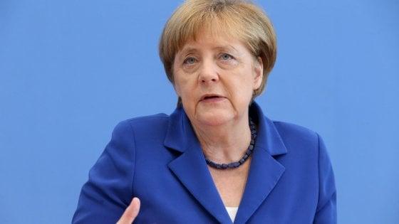 Germania, domani voto amministrativo a Berlino. Ma Merkel rischia