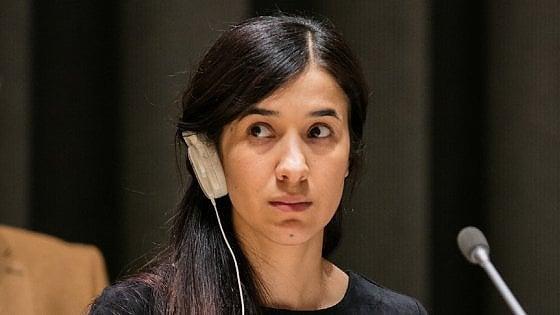Nadia, da 'schiava del sesso' dell'Isis ad ambasciatrice Onu