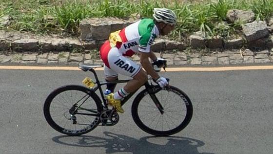 Paralimpiadi, tragedia nel ciclismo: l'iraniano Golbarnezhad muore dopo caduta