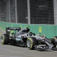 F1, il trionfo di Rosberg al Gp di Singapore