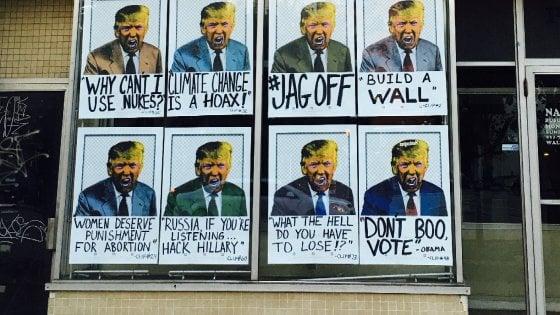 """Elezioni Usa, i geni dell'auto senza pilota: """"Con Trump sarà il Canada a costruire un muro"""""""