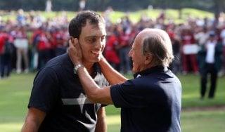 """Golf, Francesco Molinari ha vinto gli Open d'Italia: """"Stesse emozioni della Ryder"""""""