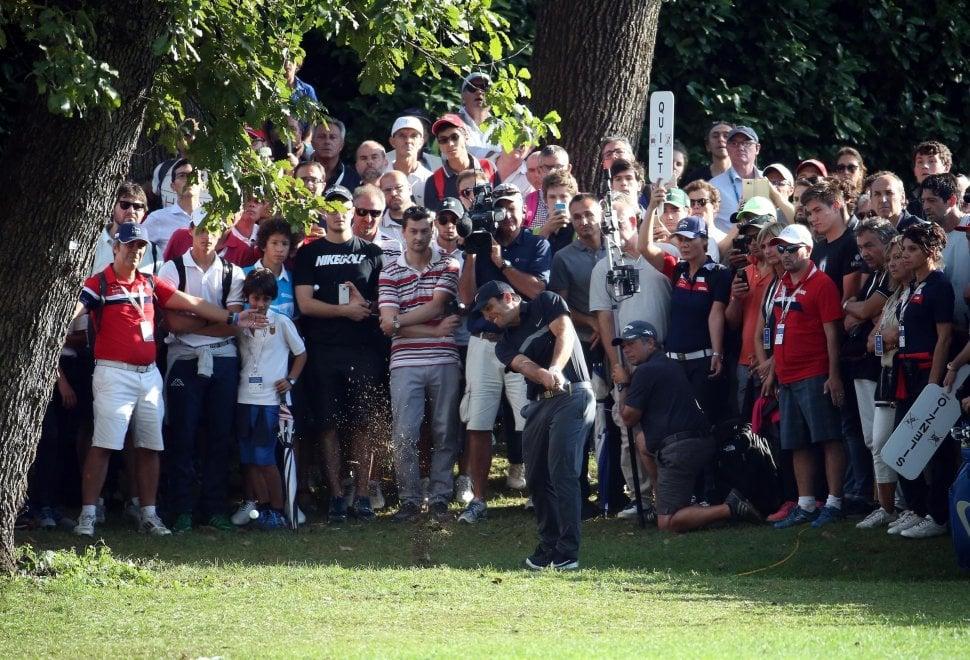 Golf, Francesco Molinari trionfa all'Open d'Italia