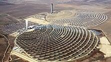 Cina vuole 20 centrali solari termodinamiche entro il 2018