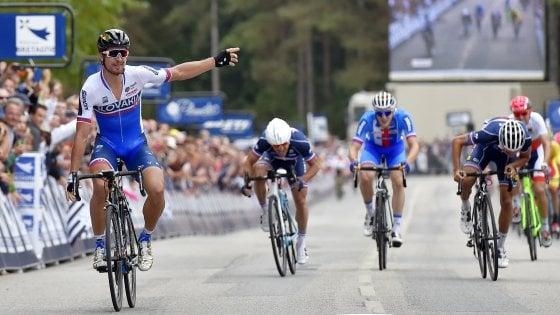 Ciclismo, Sagan campione d'Europa. Moser sfiora l'impresa