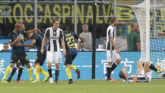 Inter-Juventus 2-1: orgoglio nerazzurro, i bianconeri perdono la vetta