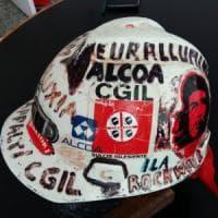 Crisi dell'Alcoa, l'ultima battaglia degli operai del Sulcis: