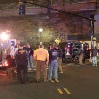 New Jersey, scoperte tre bombe sui binari nei pressi della stazione di Elizabeth