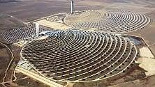 Cina vuole costruire 20 centrali solari termodinamiche entro 2018