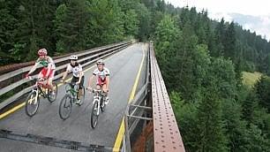 Oscar del cicloturismo: vince il Friuli con il percorso Alpe Adria
