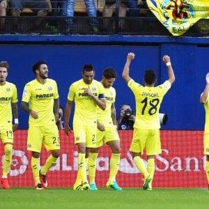 Sansone fa impazzire la Spagna: ''E' il gol dell'anno''