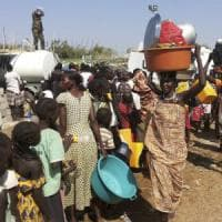Sud Sudan, Il numero di rifugiati supera la quota di un milione