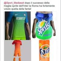 Dopo l'Inter tocca alla Roma, i social stroncano la terza maglia