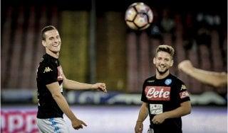 Napoli, Koulibaly rinnova fino al 2021. Quante doppiette, Sarri ha una macchina da gol