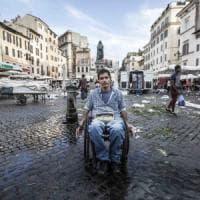 Roma, le Paralimpiadi di ogni giorno: