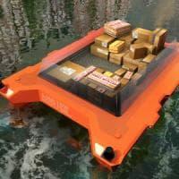 Amsterdam, al via i test per la barca autonoma