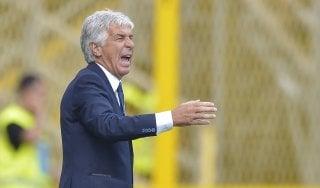 Atalanta, Gasperini: ''Con il Palermo deve essere il nostro riscatto''