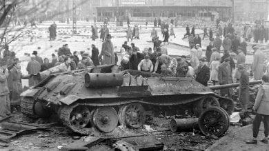 Budapest, il coraggio del compagno Kopacsi 60 anni fa la rivolta d'Ungheria contro l'Urss