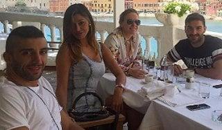 """Belen e Iannone, il fidanzamento è ufficiale: """"Ci amiamo"""""""