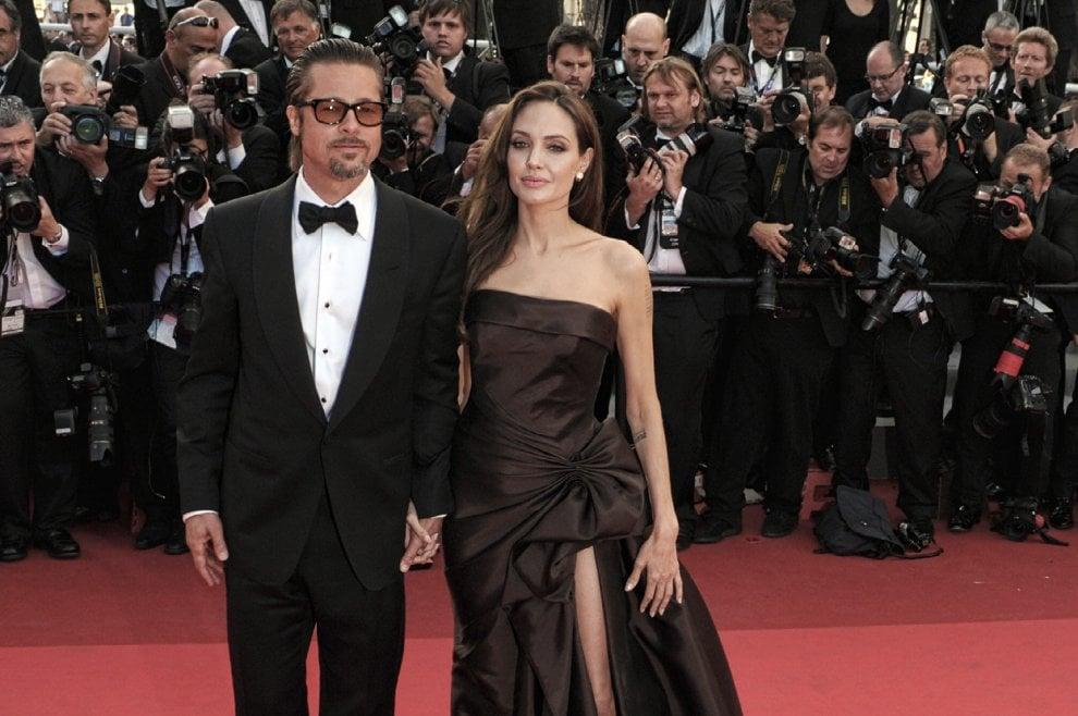 Angelina Jolie e Brad Pitt, un sogno lungo dodici anni