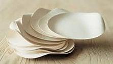 Plastica addio: in Francia solo i piatti di carta