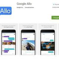 La prova: ecco Allo, l'app per chattare di Google