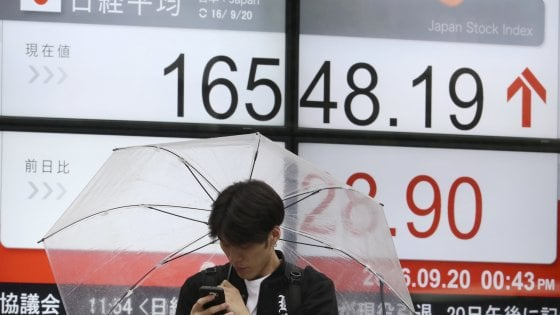 Tokyo vola con le decisioni della BoJ. Borse positive in vista della Fed
