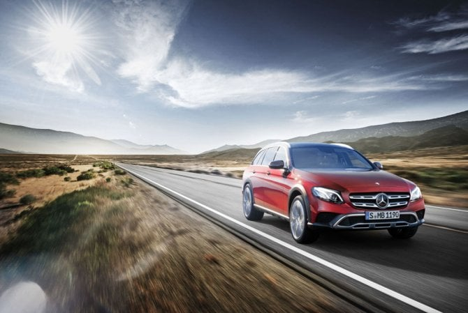 Mercedes Classe E All-terrain