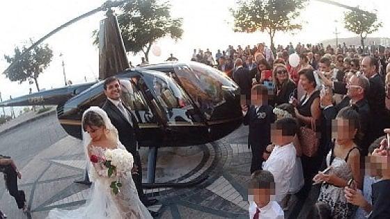 'Ndrangheta, chiesto lo scioglimento di Nicotera, il Comune degli sposi in elicottero
