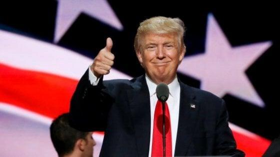 Trump: dal voltafaccia di Bush padre a quei 258.000 dollari tolti alla beneficenza