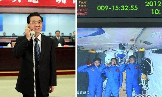 La Cina ha perso il controllo della sua Stazione Spaziale